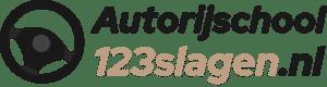 Autorijschool 123slagen Logo